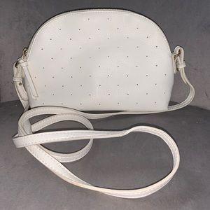 Cute White Summer Shoulder Bag 💕